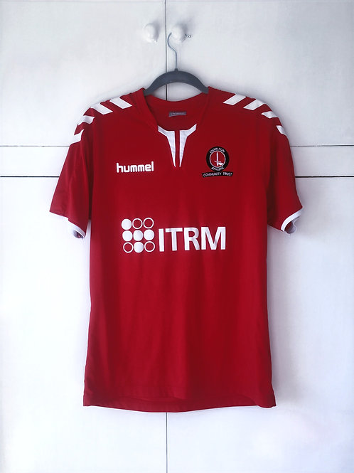 Charlton Athletic / CACT Invicta FC Home Shirt (Excellent) M