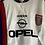 Thumbnail: 1995-97 BAYERN MUNICH AWAY SHIRT ZIEGE #17 (EXCELLENT) XL