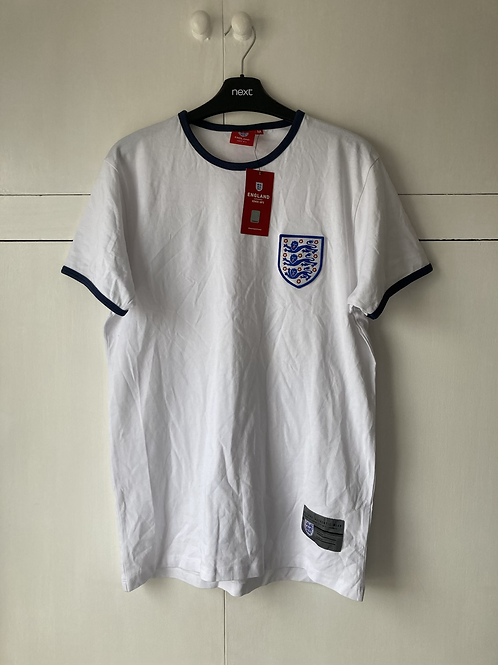 2018 ENGLAND SUPPORTERS T-SHIRT *BNWT* M