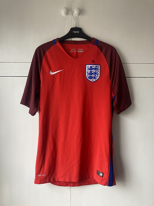 2016-17 England Away Shirt (Excellent) S