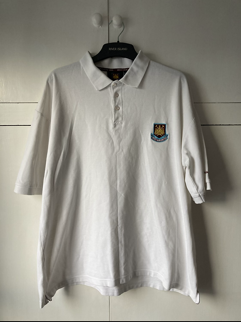 2006-07 West Ham United Polo Shirt (Excellent) XXL
