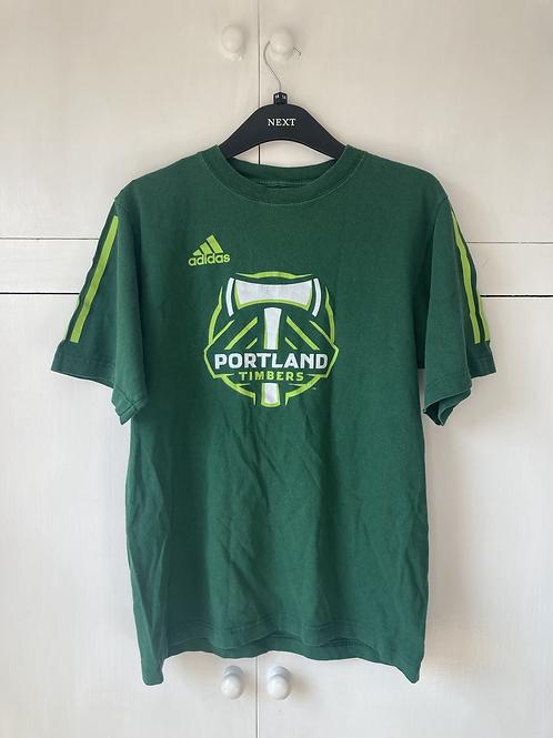 2011 Portland Timbers T-Shirt (Very Good) S
