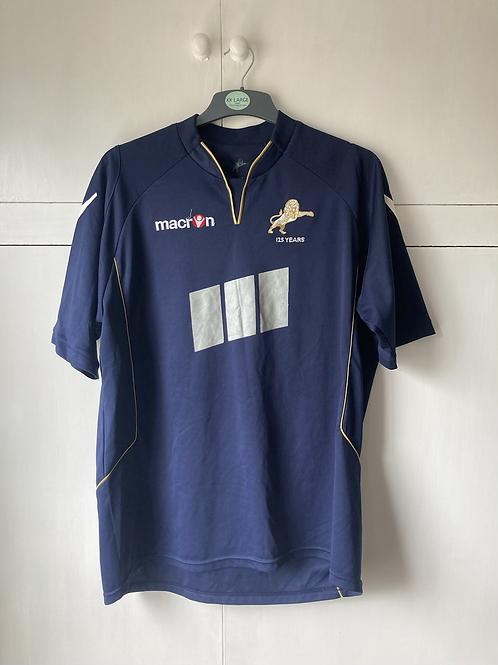 2010-11 Millwall '125 Years' Home Shirt (Fair) XL