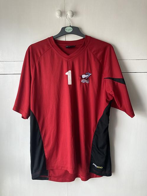 2015-16 Scunthorpe United Training Shirt #1 (Excellent) L