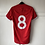 Thumbnail: 2010-11 England Away Shirt (Fair) Ladies Size 8