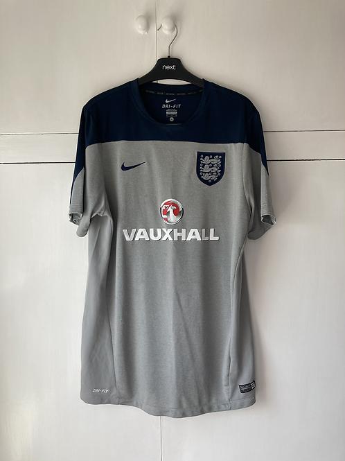 2014-15 England Training Shirt (Excellent ) XL