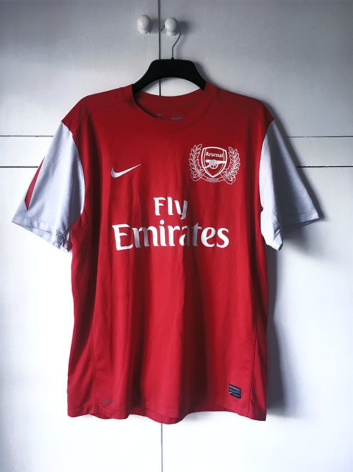 2011-12 Arsenal Home Shirt (Excellent) XL
