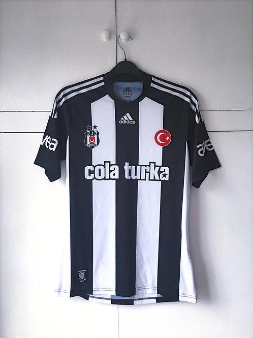2009-10 Besiktas Home Shirt (Excellent) L