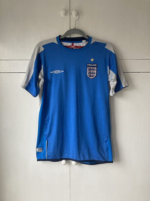 2004-06 ENGLAND GK S/S SHIRT (EXCELLENT ) S