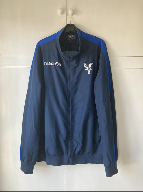 2016-17 Crystal Palace Macron Training Jacket (Very Good) XXL