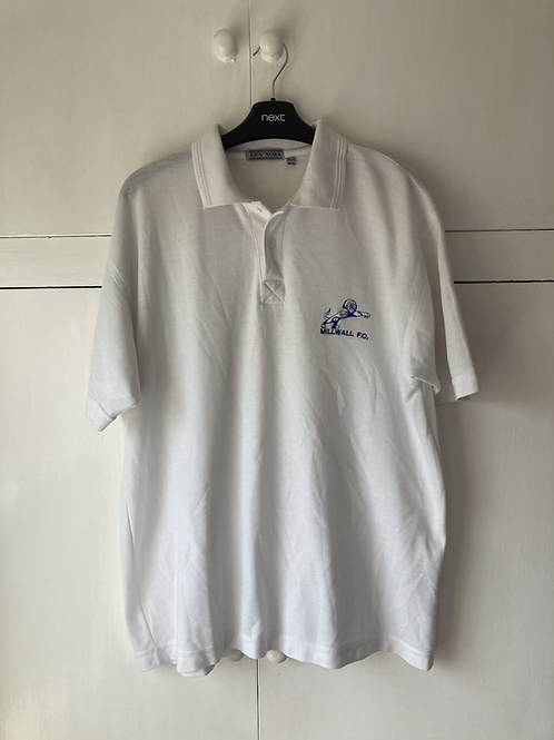 2018 Millwall Supporters Polo T-Shirt (Good) M