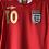 Thumbnail: 2006-08 ENGLAND AWAY SHIRT OWEN #10 (EXCELLENT) L