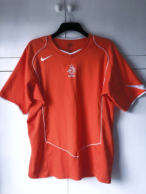 2004-06 Holland Home Shirt (Excellent) L