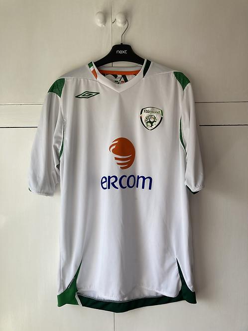 2006-08 Ireland Home Shirt (VERY GOOD) L