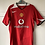 Thumbnail: 2004-06 MANCHESTER UNITED HOME SHIRT (EXCELLENT) S