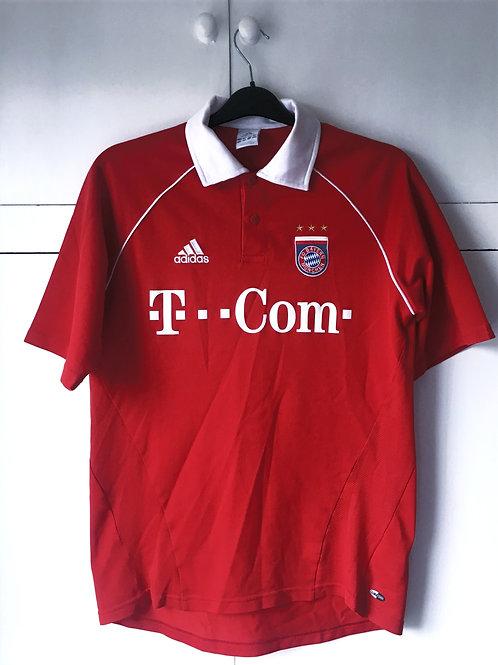 2005-06 Bayern Munich Home Shirt (Excellent) M