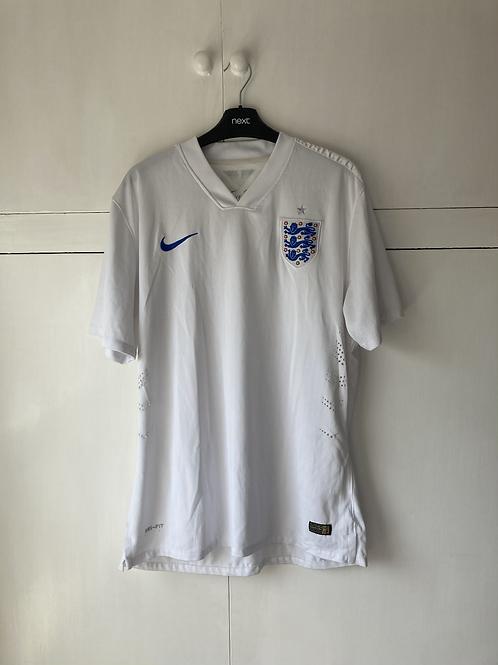 2014-15 England Home Shirt (Excellent) XL