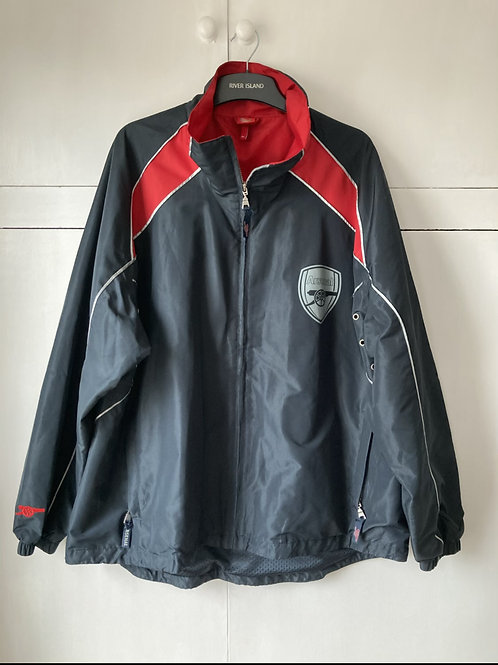 2015-16 ARSENAL ALL WEATHER JACKET (EXCELLENT) XL