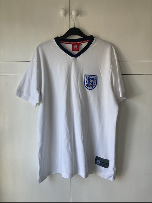 2018 ENGLAND SUPPORTERS T-SHIRT (EXCELLENT) XL