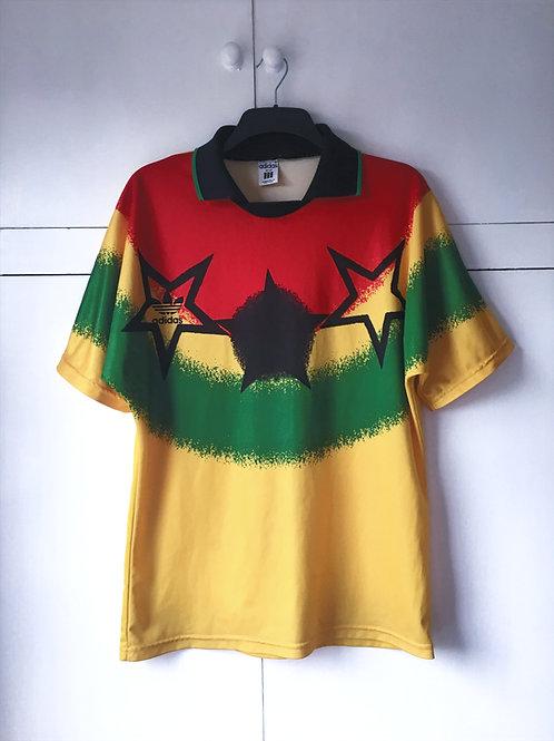 1994-94 Ghana Home Shirt (Excellent) L
