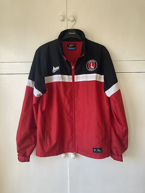 2019-20 Charlton Athletic / CADFC Training Jacket (Excellent) S