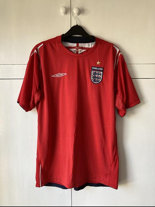 2004-06 England Away Shirt (Excellent) L