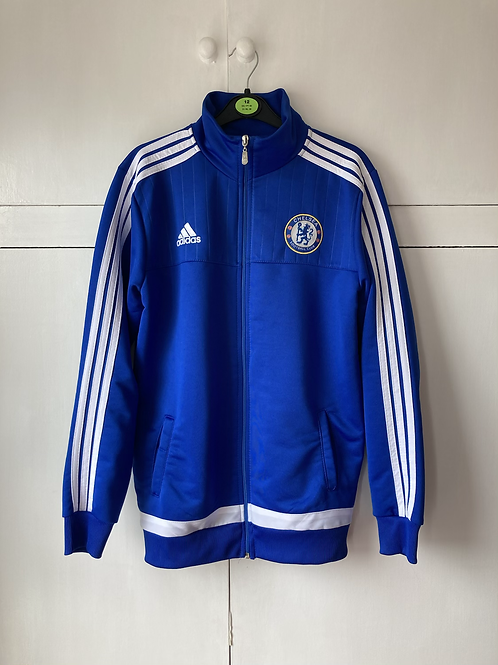 2015-16 Chelsea Training Zip Jacket (Excellent) M