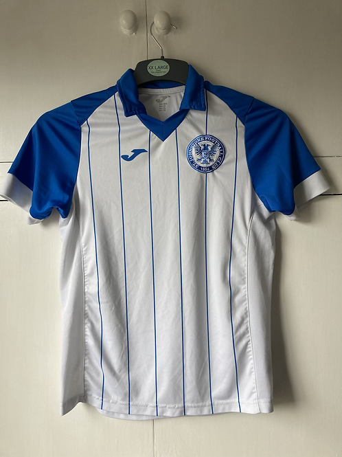2017-18 St Johnstone Away Shirt #16 (Very Good) XXS