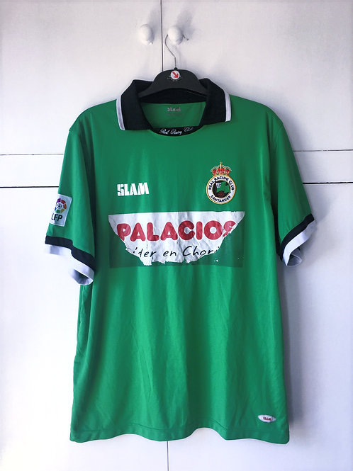 2011-12 Racing Santander Home Shirt L (Fair)