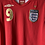 Thumbnail: 2006-08 ENGLAND AWAY SHIRT ROONEY #9 (EXCELLENT) L