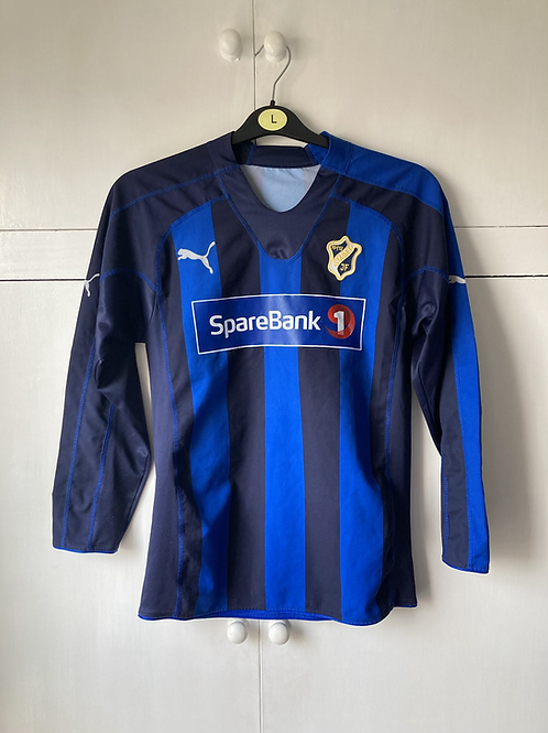 2005-07 Stabæk JF Home Shirt L/S (Excellent) S