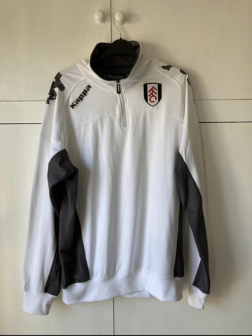 2011-12 Fulham Training Jacket (Excellent) XL