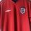 Thumbnail: 2002-04 ENGLAND AWAY SHIRT (EXCELLENT) XL