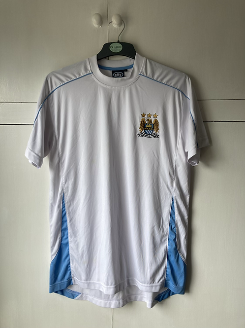 2015-16 Manchester City Supporters T-Shirt (Excellent) L