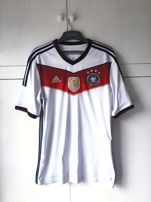 2014-15 Germany Home Shirt (Excellent) L