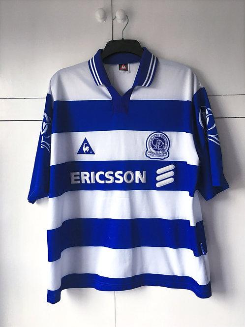 1997-99 QPR Home Shirt (Good) L