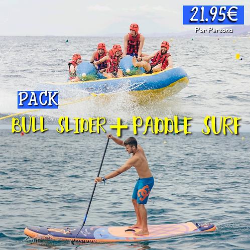 Pack Bull Slider + Paddle Surf