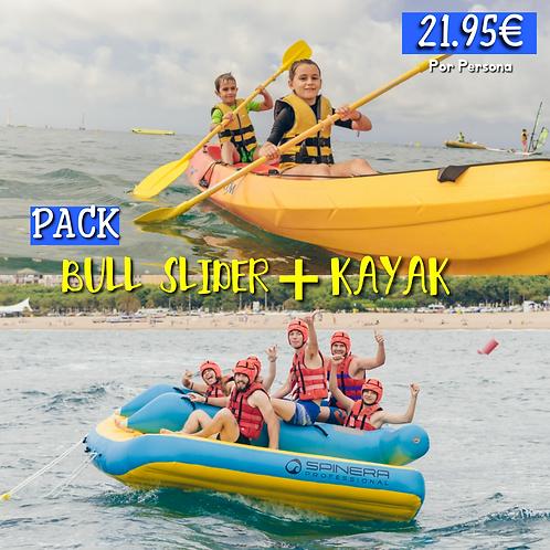 Pack Bull Slider +Kayak