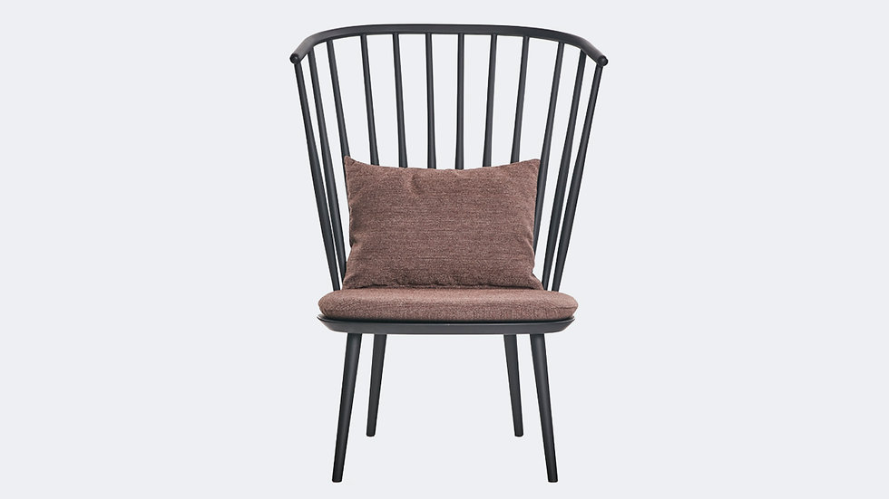 BARON (HIGH BACK) LOUNGE CHAIR