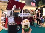 Seletar Mall Event with Chendol Softserve