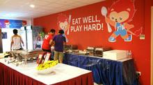 CF x 28th SEA Games