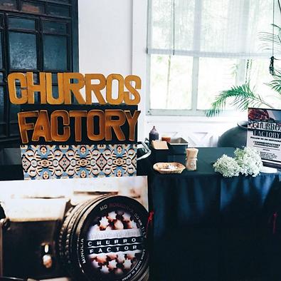 Churros Live Station for Wedding