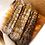 Thumbnail: FROZEN - 20PCS CLASSIC CHARCOAL CHURROS W/SEASALT CARAMEL