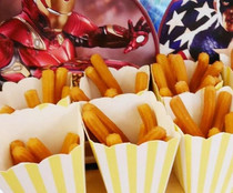 Churros Fries for Parties