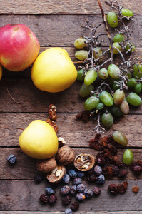Healthy eating for the season - Autumn