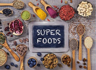 Superfood Trends for 2017