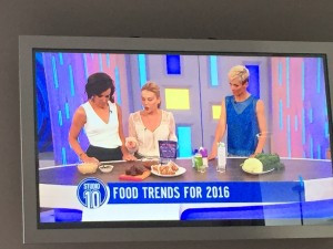 Studio 10 - Superfood Trends 2016