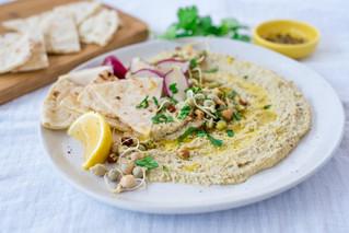 Crunchy Combo Hummus