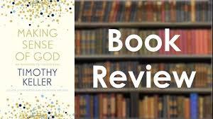 "Timothy Keller, ""Making Sense of God - An Invitation to the Skeptical."""