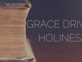 Grace and Holiness